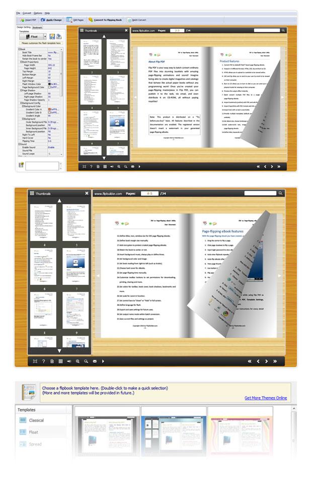 e brochure software