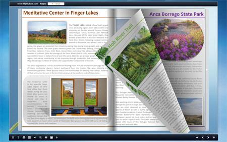 Magazine Flipbook Maker for Mac 2.0 full